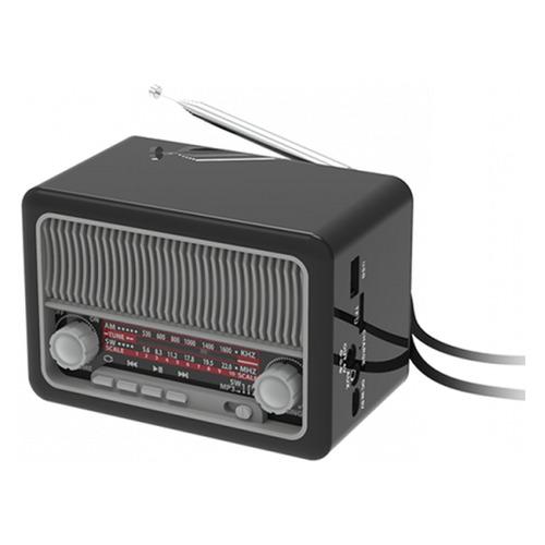 Радиоприемник RITMIX RPR-035, черный цена и фото