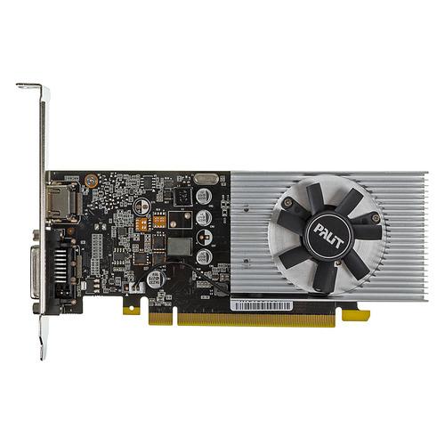 Видеокарта PALIT nVidia GeForce GT 1030 , PA-GT1030 2GD5 BULK, 2ГБ, DDR5, OC, Bulk [ne5103000646-1080f bulk]