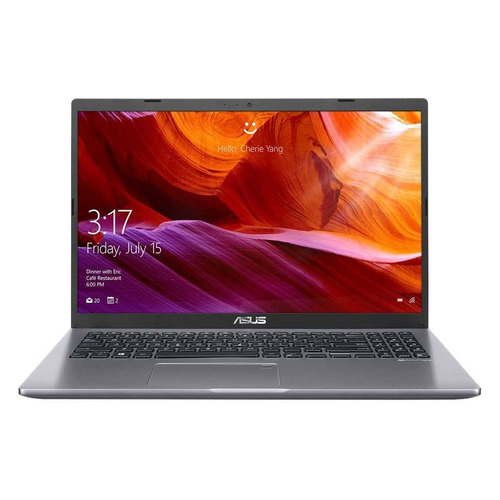 Ноутбук ASUS VivoBook A509UA-BQ256T, 15.6 , IPS, Intel Core i3 7020U 2.3ГГц, 4Гб, 256Гб SSD, Intel HD Graphics 620, Windows 10, 90NB0NC2-M04200, серый  - купить со скидкой