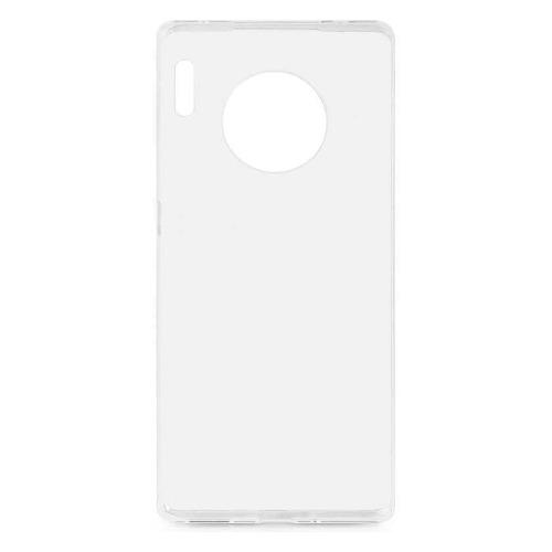 Чехол (клип-кейс) DF hwCase-85, для Huawei Mate 30 Pro, прозрачный