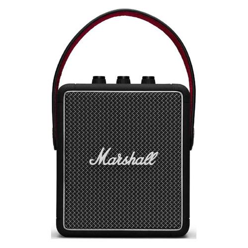 лучшая цена Портативная колонка MARSHALL Stockwell II, 20Вт, черный
