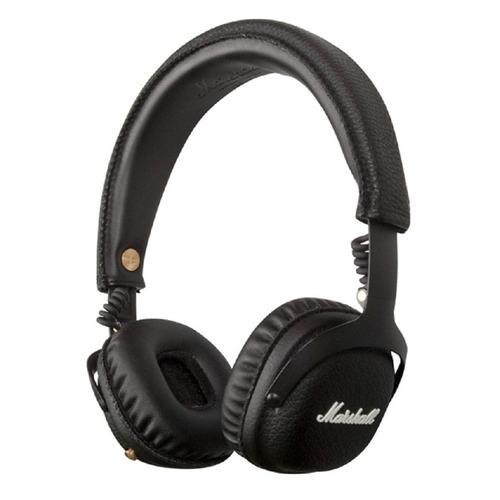лучшая цена Наушники с микрофоном MARSHALL MID, 3.5 мм/Bluetooth, накладные, черный