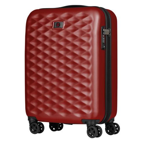 Чемодан Wenger Lumen красный 604337 40x55x20см 32л. 2.5кг.