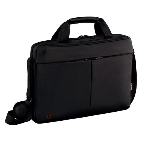 Портфель 14 WENGER 601079, черный