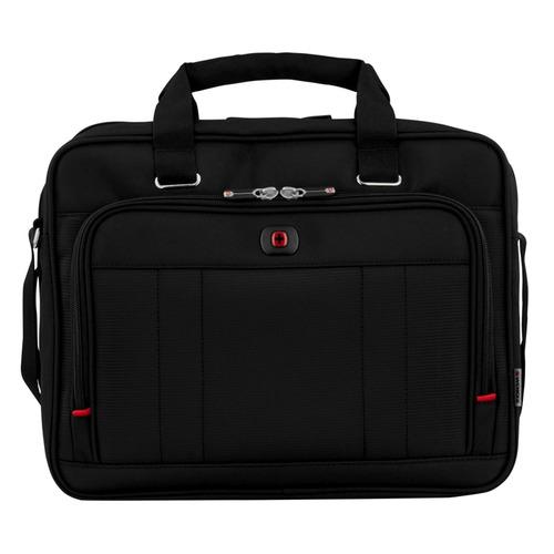 Портфель 16 WENGER 600645, черный