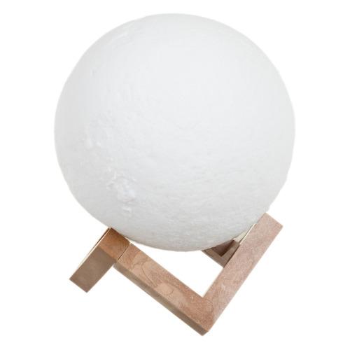 Ночник Эра NLED-491-1W-W пластик белый