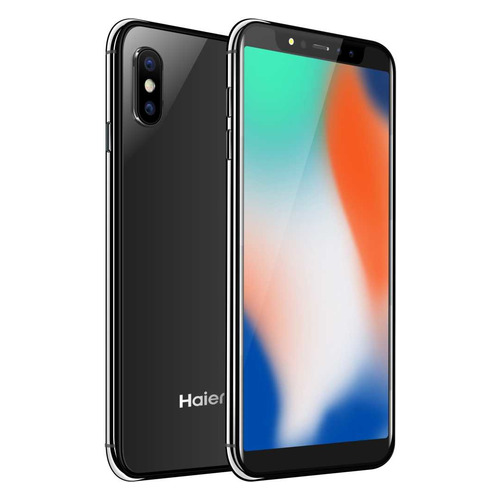 Смартфон HAIER Elegance E9 16Gb, черный стоимость