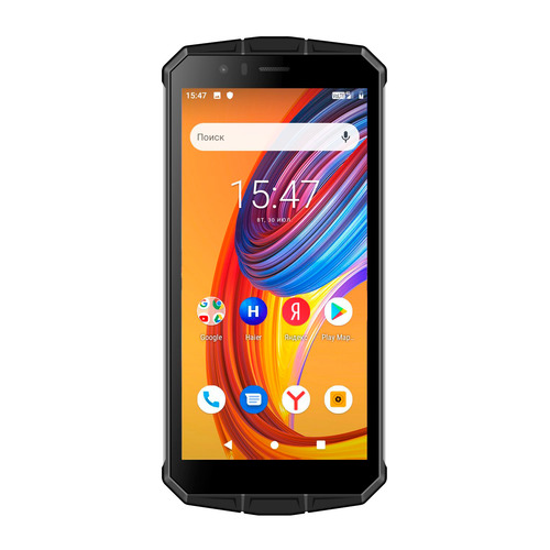 Смартфон HAIER Titan T1 16Gb, черный HAIER