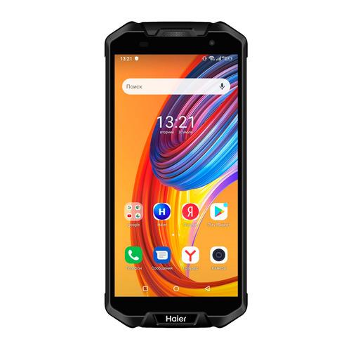 Смартфон HAIER Titan T3 16Gb, черный HAIER