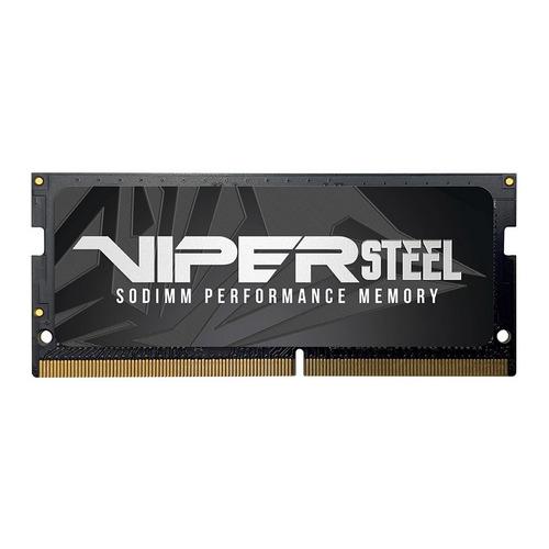 Модуль памяти PATRIOT Viper Steel PVS416G266C8S DDR4 - 16Гб 2666, SO-DIMM, Ret PATRIOT