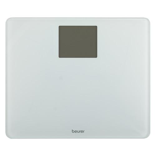Напольные весы BEURER GS340 XXL, до 200кг, цвет: белый [756.03] BEURER