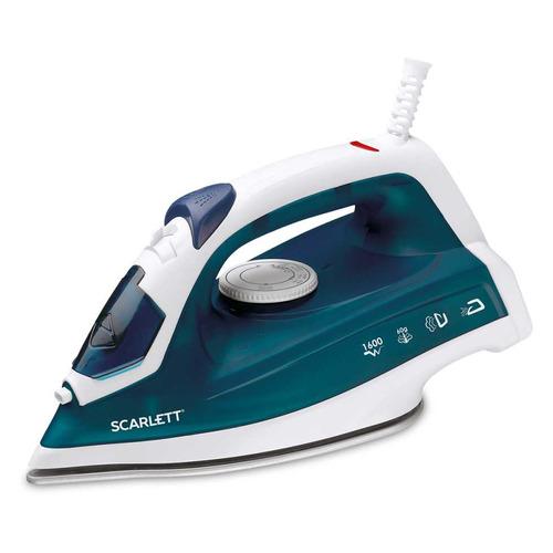 Утюг SCARLETT SC-SI30P07, 0Вт, темно-зеленый SCARLETT
