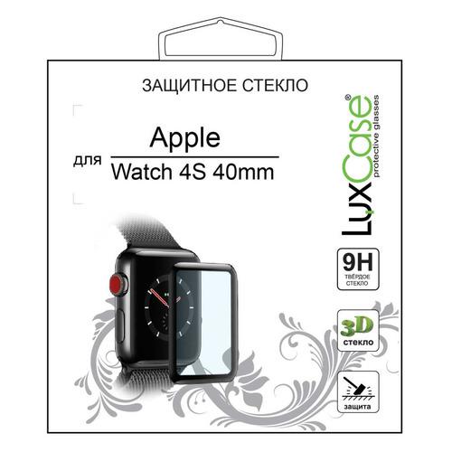 Стекло защитное LuxCase для Apple Watch Series 4/5 (78010) NONAME