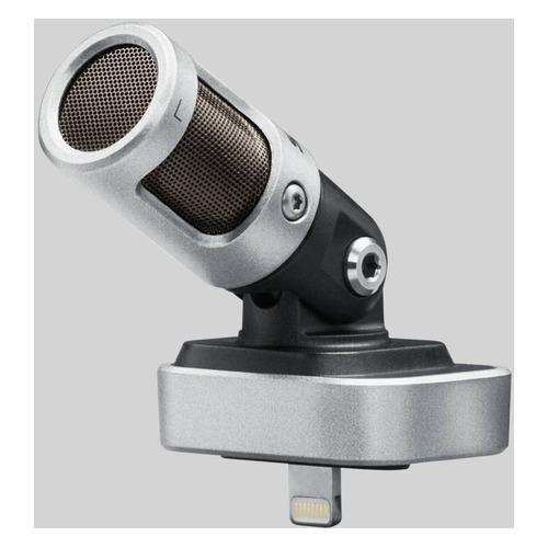 Микрофон Shure Motiv MV88/A, черный/серебристый NONAME