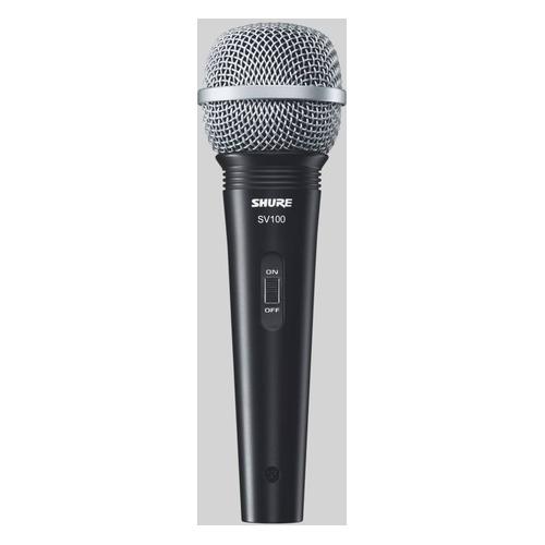 Микрофон Shure PGA58-XLR-E, черный NONAME