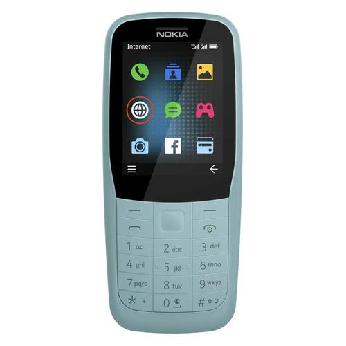 Мобильный телефон NOKIA 220 4g DS TA-1155, черный NOKIA