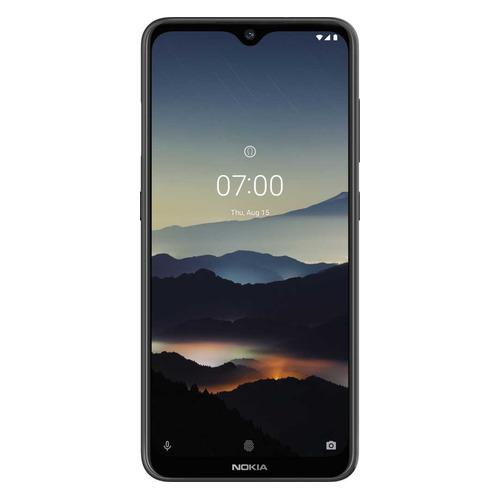 Смартфон NOKIA 7.2 64Gb, TA-1196, угольно-черный NOKIA