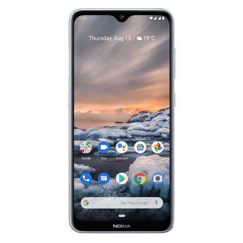 Смартфон NOKIA 7.2 64Gb, TA-1196, ледяной NOKIA