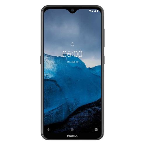 Смартфон NOKIA 6.2 32Gb, TA-1198, черный