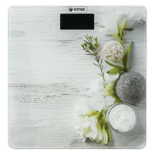 Напольные весы VITEK VT-8077 MC, до 180кг, цвет: рисунок [8077-vt-01] VITEK