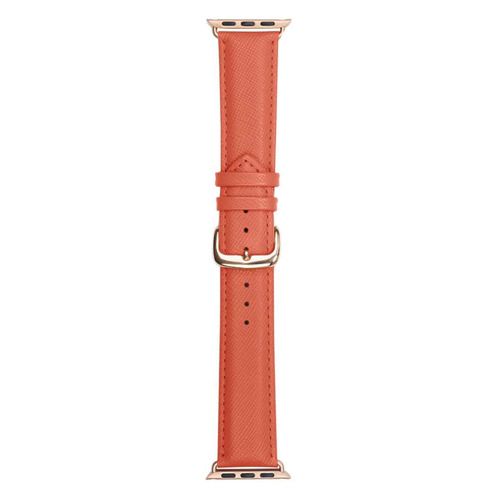 Ремешок Mode Madrid для Apple Watch Series 3/4/5 сиреневый (AW38FBGO5143) NONAME