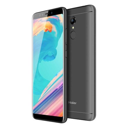 Смартфон HAIER Elegance E7 16Gb, черный HAIER