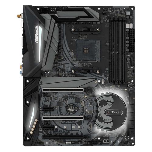 Материнская плата ASROCK X470 TAICHI, SocketAM4, AMD X470, ATX, Ret ASROCK