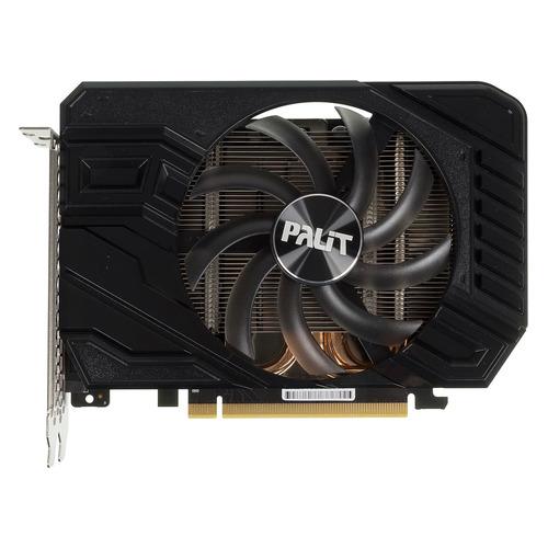 Видеокарта Palit PCI-E PA-GTX1660SUPER GP OC 6G NV GTX1660SUPER 6144Mb 192b GDDR6 1530/14000 DVIx1/H PALIT