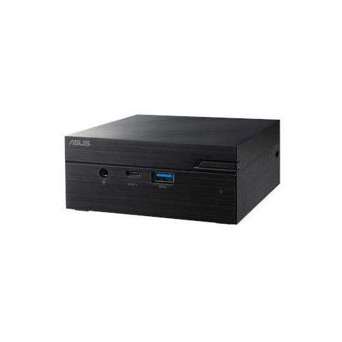 Неттоп ASUS PN61-BB7002MT, Intel Core i7 8565U, DDR4 Intel UHD Graphics 620, noOS, черный [90mr0021-m00020] ASUS