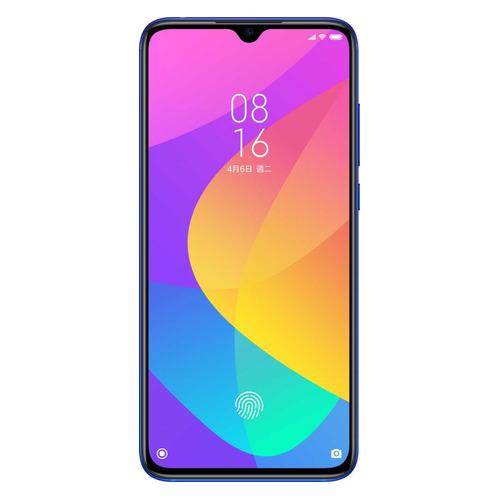 Смартфон XIAOMI Mi 9 Lite 128Gb, серый оникс XIAOMI