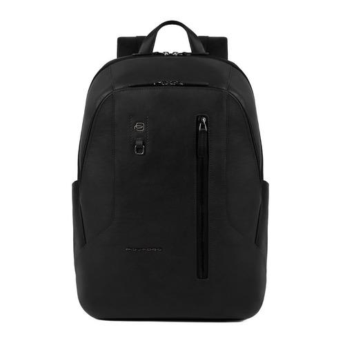 Рюкзак унисекс Piquadro Hakone CA4980S104/N черный натур.кожа рюкзак для ноутбука 15 6 thule lithos backpack tlbp 116 синий