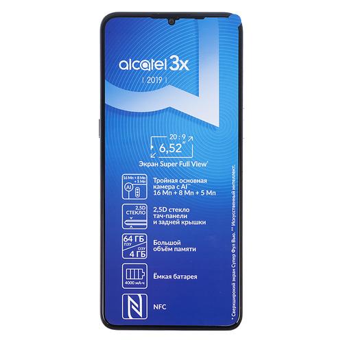 Смартфон ALCATEL 3X 64Gb, 5048Y, розовый