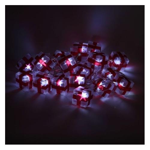 Гирлянда Эра ENON-10B фор.:нить 96лам. пластик (Б0041905) ЭРА