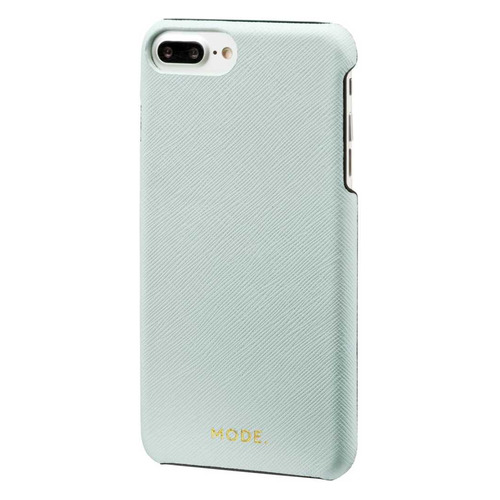 Чехол (клип-кейс) Mode London, для Apple iPhone 6 Plus/6s Plus/7 Plus/8 Plus, мятный [lo8pmimi5096] чехол накладка dbramante1928 london для iphone 8 7 6s 6 материал натуральная кожа пластик цвет розовый