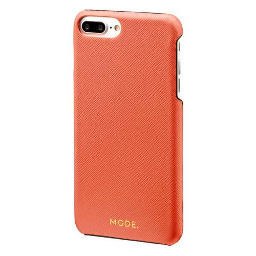Чехол (клип-кейс) Mode London, для Apple iPhone 6 Plus/6s Plus/7 Plus/8 Plus, коралловый [lo8pruro5097] цена и фото