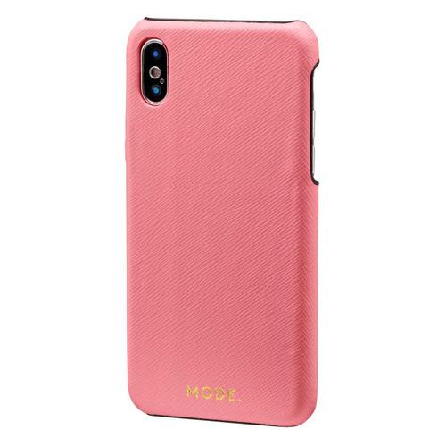 Чехол (клип-кейс) Mode London, для Apple iPhone X/XS, розовый [loixlapi5101] цена и фото