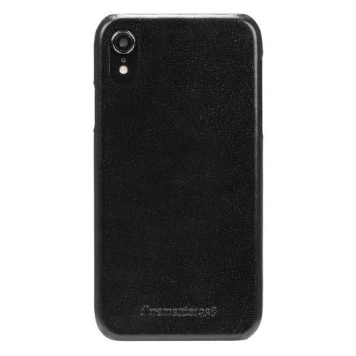 Чехол (клип-кейс) dbramante1928 Tune, для Apple iPhone XR, черный [tuxegtbl0915] NONAME
