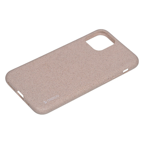 Фото - Чехол (клип-кейс) Deppa Eco Case, для Apple iPhone 11 Pro, розовый [87274] чехол клип кейс deppa eco case для apple iphone 11 голубой [87282]