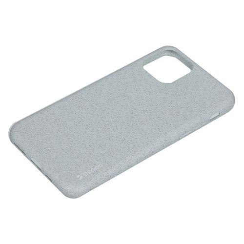 Фото - Чехол (клип-кейс) Deppa Eco Case, для Apple iPhone 11 Pro, зеленый [87276] чехол клип кейс deppa eco case для apple iphone 11 голубой [87282]
