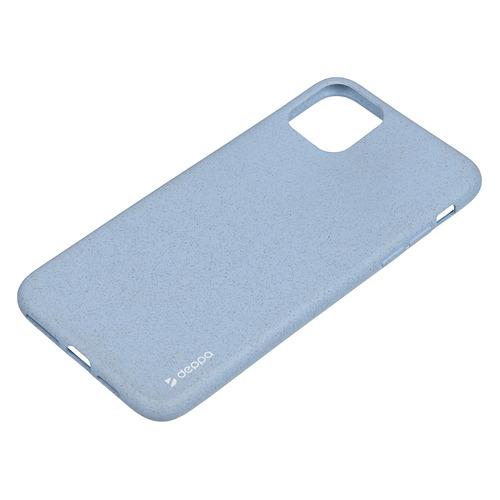 Чехол (клип-кейс) DEPPA Gel Color Case, для Apple iPhone 11 Pro, желтый [87239] DEPPA
