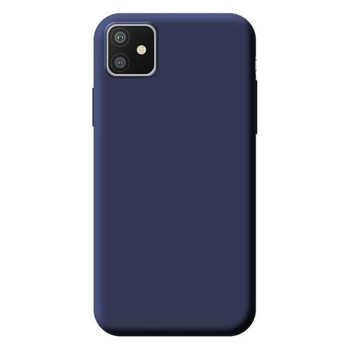 купить Чехол (клип-кейс) DEPPA Gel Color Basic, для Apple iPhone 11, синий [87229] онлайн