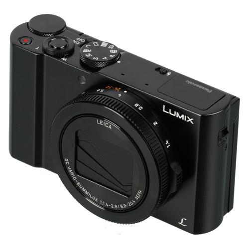 Цифровой фотоаппарат PANASONIC Lumix DMC-TZ80EE-S, серебристый PANASONIC