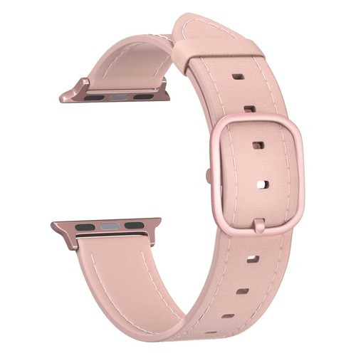 Ремешок Lyambda Libertas для Apple Watch Series 3/4/5 черный (DS-APG-06-44-BK) NONAME