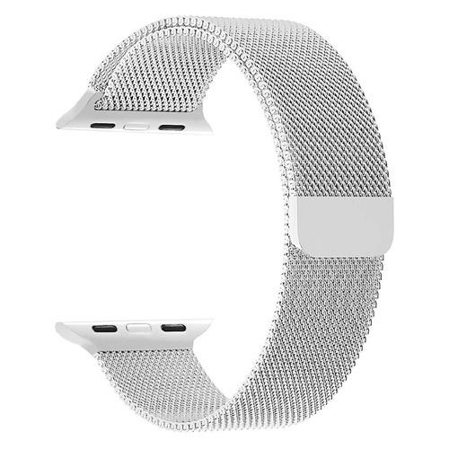Ремешок Lyambda Capella для Apple Watch Series 3/4/5 белый (DS-APM02-44-WT) NONAME