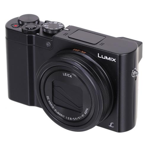 Цифровой фотоаппарат PANASONIC Lumix DC-TZ200EE-K, черный PANASONIC