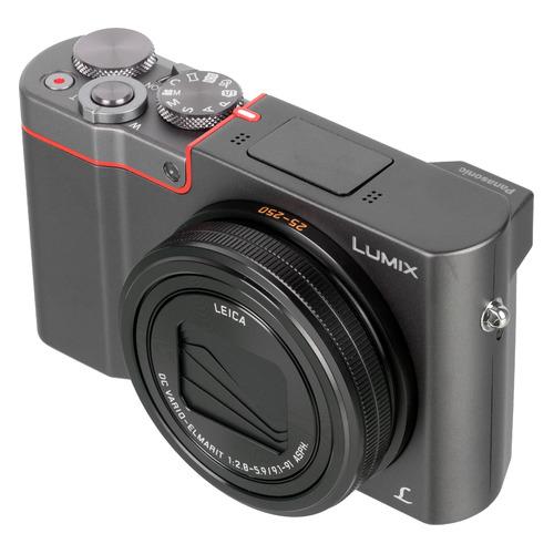 Цифровой фотоаппарат PANASONIC Lumix DMC-TZ80EE-K, черный PANASONIC