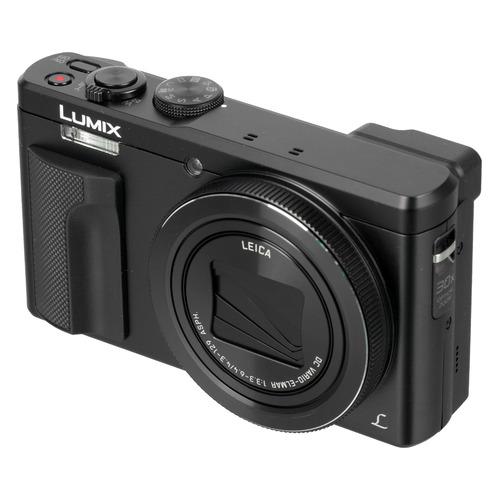 Цифровой фотоаппарат PANASONIC Lumix DMC-TZ80EE-K, черный