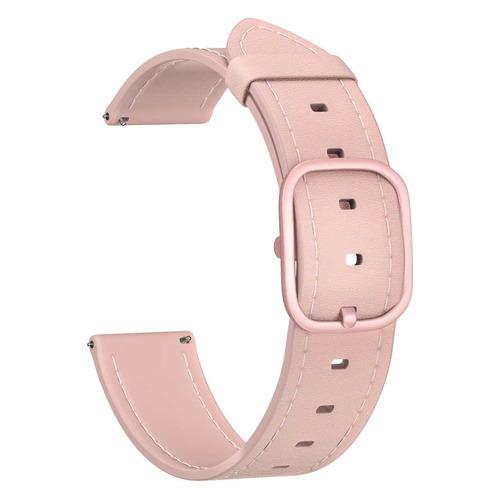 Ремешок Lyambda Capella для Apple Watch Series 3/4/5 серебристый (DS-APM02-40-WT) NONAME