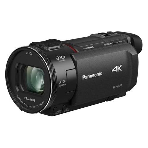 Видеокамера PANASONIC HC-VX1EE-K, черный, Flash PANASONIC