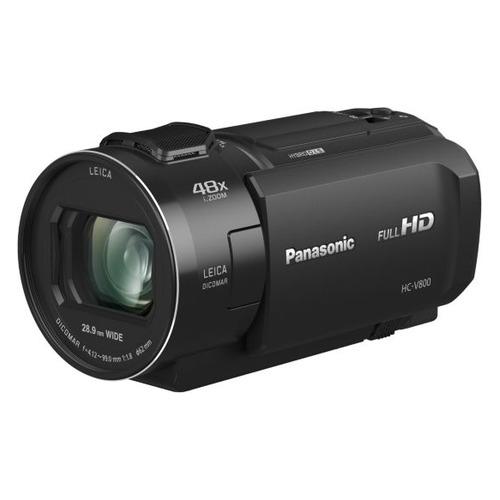 Видеокамера PANASONIC HC-VX980EE-K, черный, Flash PANASONIC